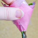 Mini bouquets!
