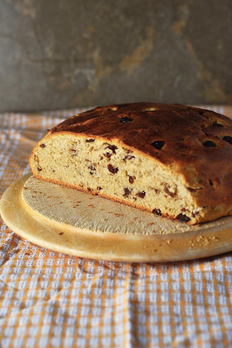 Toasting Halloween with Traditional Irish Barmbrack - The ...  Irish Barmbrack