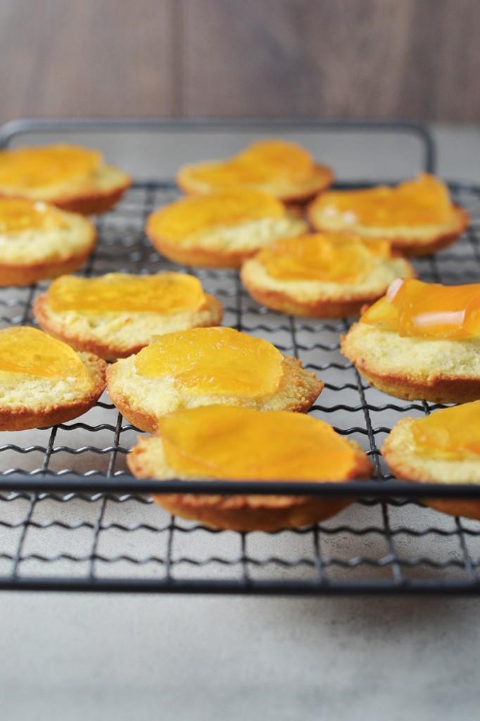 Jaffa Cakes {Gluten-free & Low Sugar}