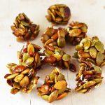 Vanilla Pumpkin Seed Clusters