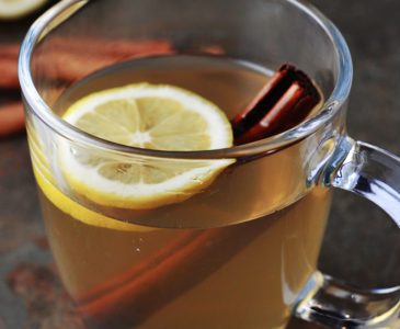 Rum Hot Toddy - The best cold remedy!