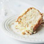 Coconut Snow Angel Cake {Gluten-free, Paleo, Sugar-free}