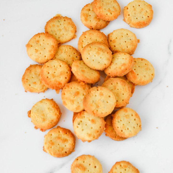 Gluten-free Mini Cheddars