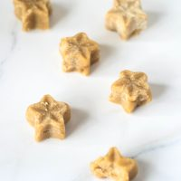 Vegan Maple Fudge