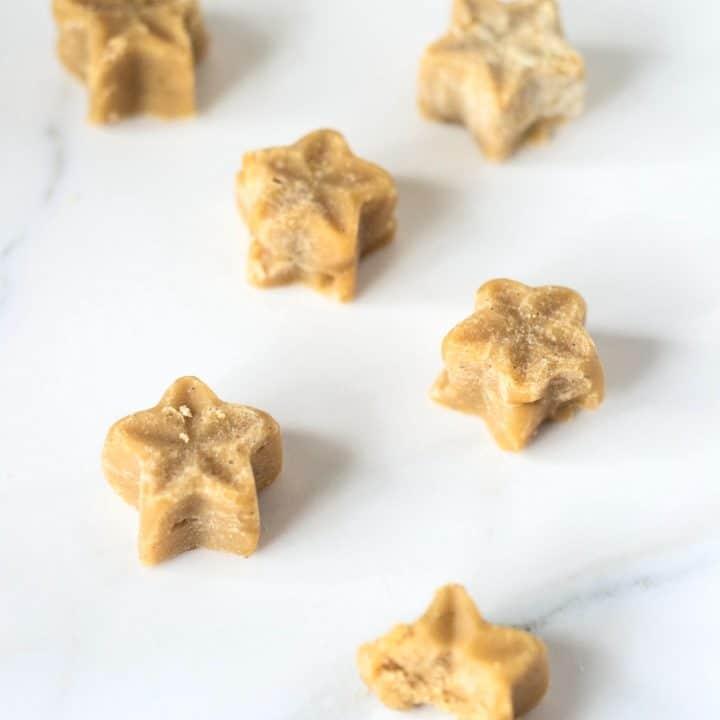 Vegan Maple Fudge Recipe - Just 2 Ingredients!