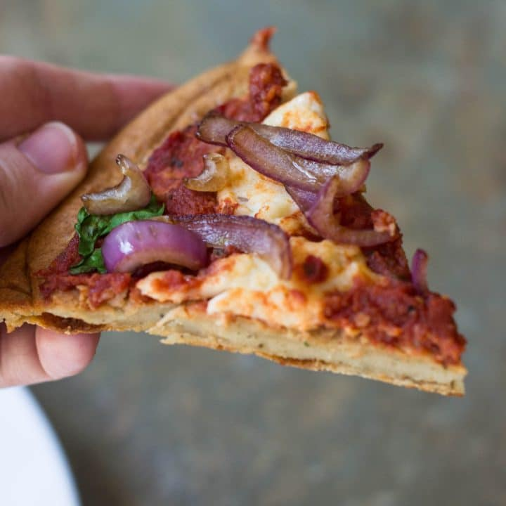 Life-Changing Pizza