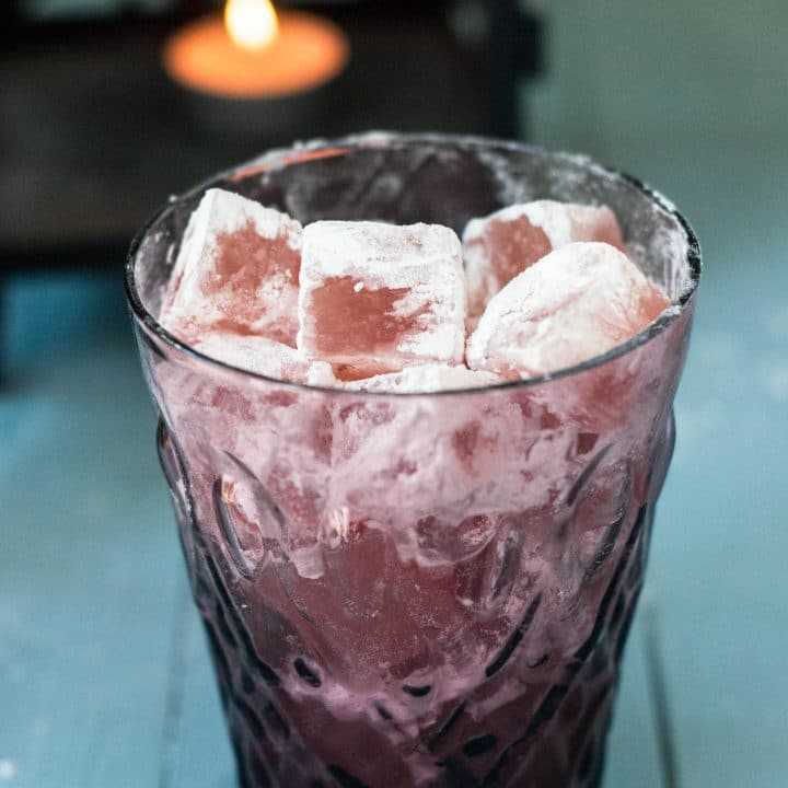 Sugar-free Turkish Delight