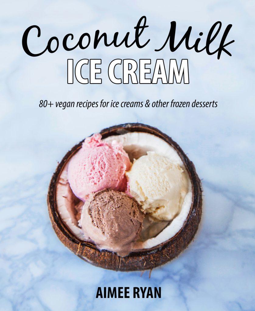 Coconut Milk Ice Cream by Aimee Ryan