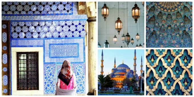 Cunard Competition: Istanbul Inspiration