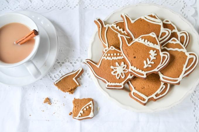 Vegan Chai Gingerbread {GF}