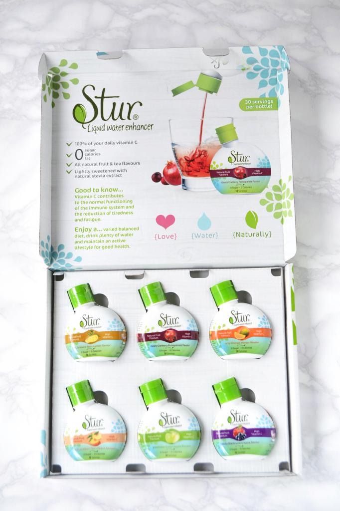 Stur: Liquid Water Enhancer Review