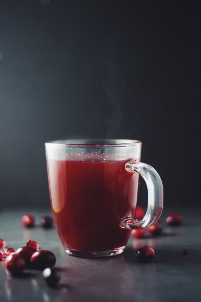 A delicious non-alcoholic alternative to mulled wine