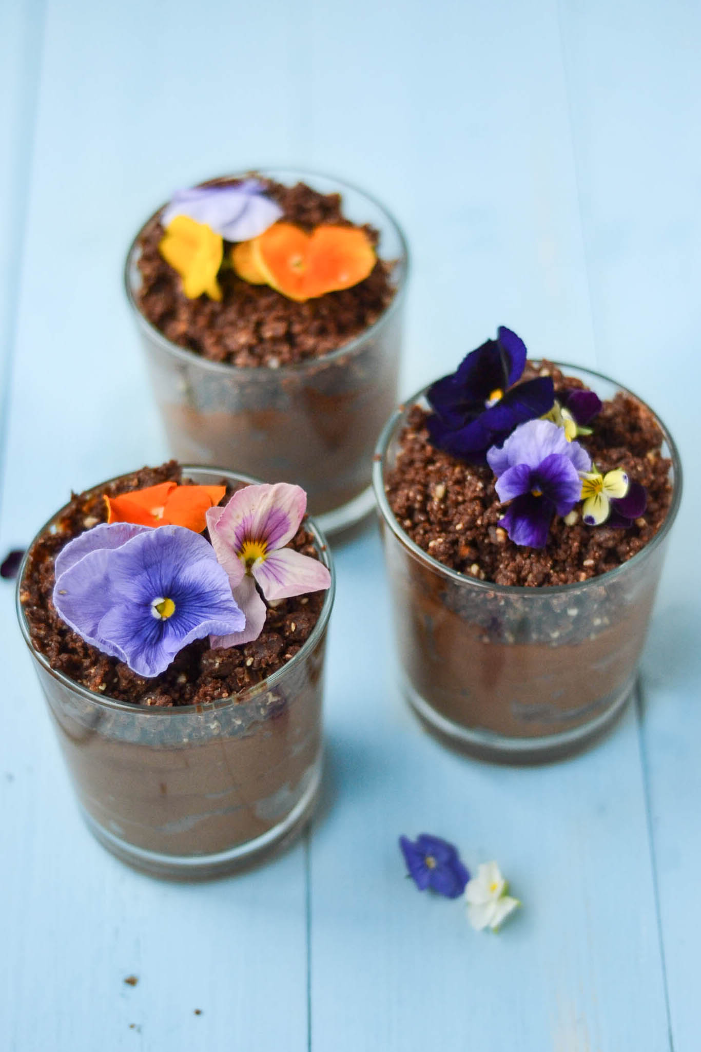 Nākd Chocolate Mousse Pots #vegan #glutenfree