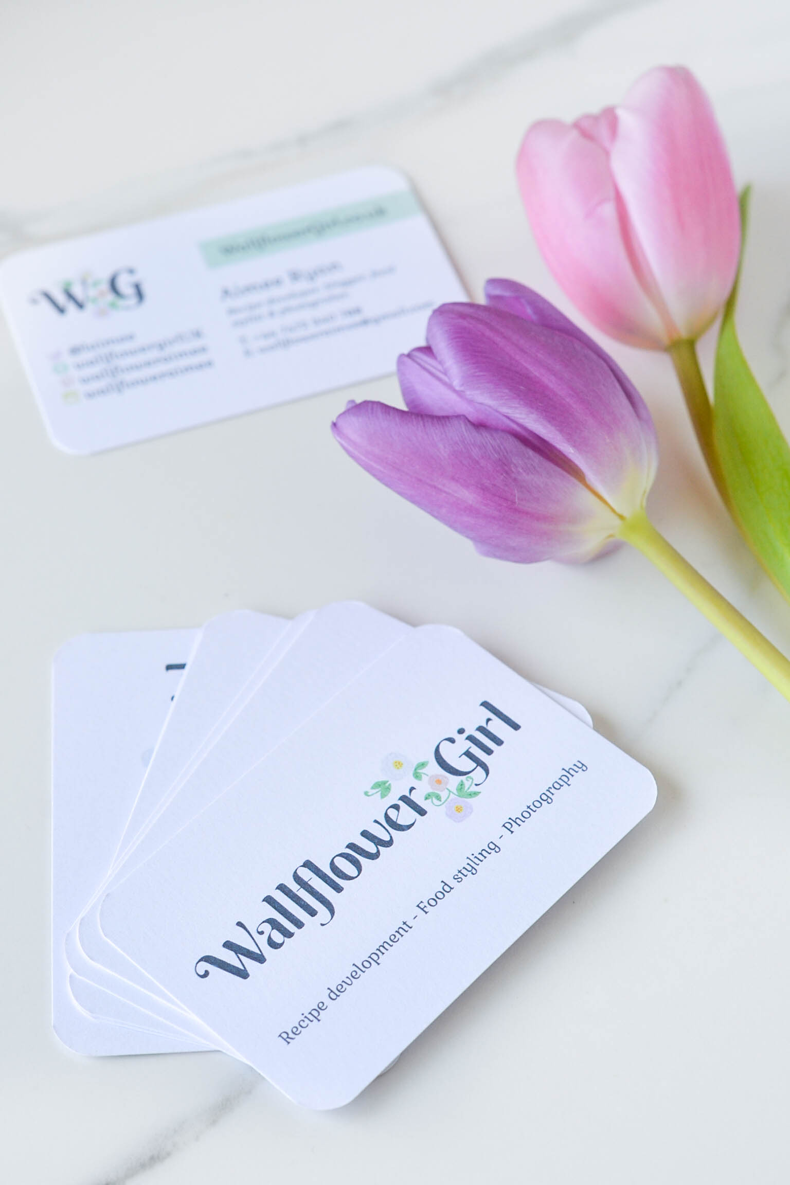 Myprint 247 business cards review giveaway uk wallflower kitchen myprint 247 business cards review giveaway uk reheart Gallery