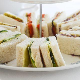 Vegan Tea Finger Sandwiches   WallflowerGirl.co.uk #vegan