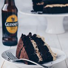 Vegan Guinness Chocolate Cake