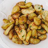 Fat-Free Crispy Potatoes