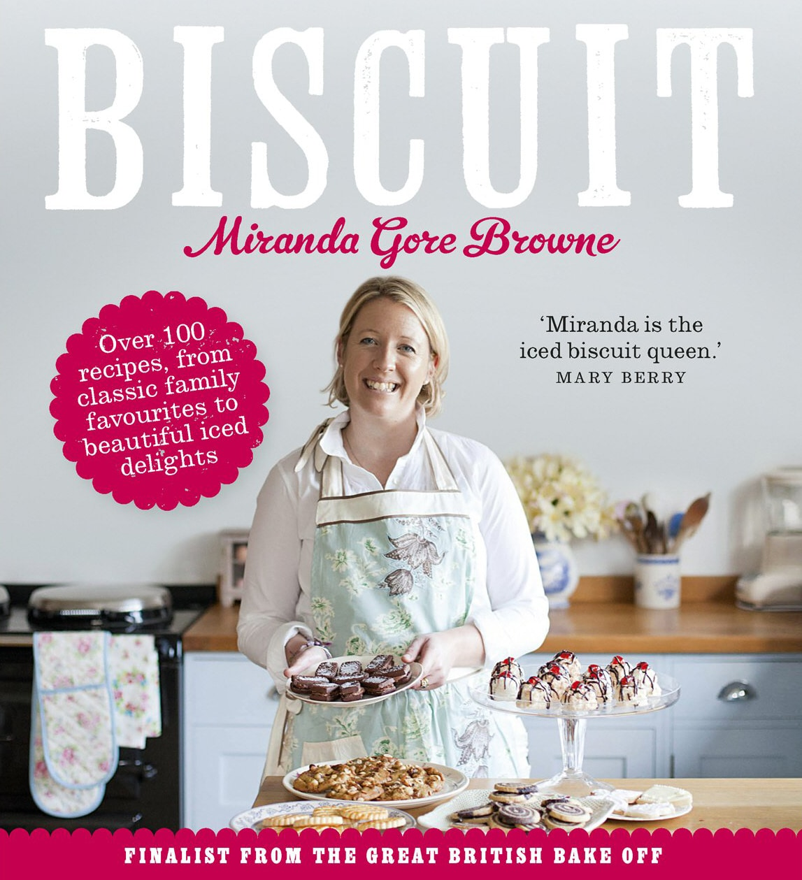 Win a copy of Miranda Gore Browne's 'Biscuit'