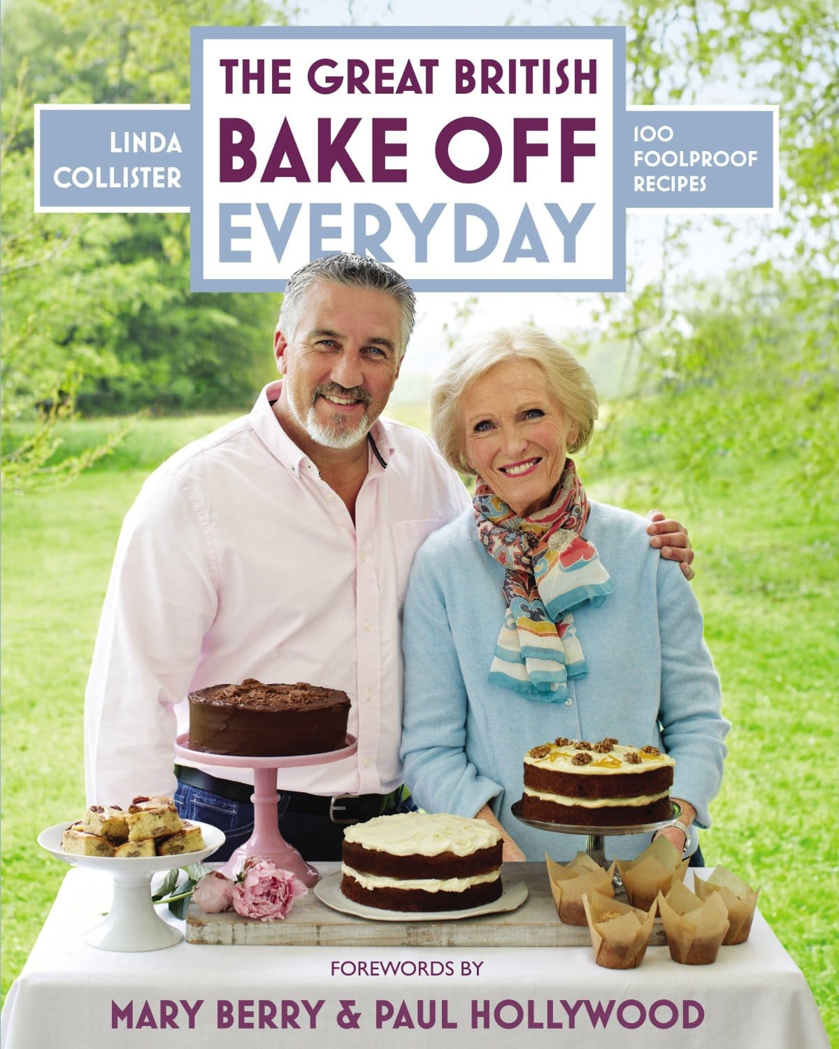 Win a copy of 'The Great British Bake Off Everyday'