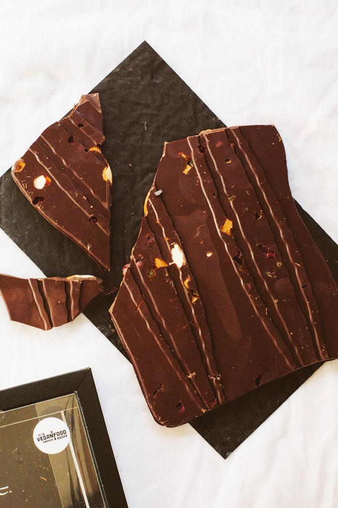 Hotel Chocolat Vegan Christmas Review 3