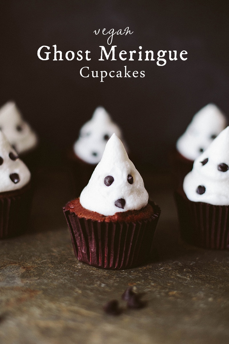 ... cutesy than spooky and I'm afraid these cupcakes are no exception