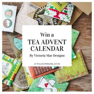 Victoria Mae Design's Tea Advent Calendar Giveaway!