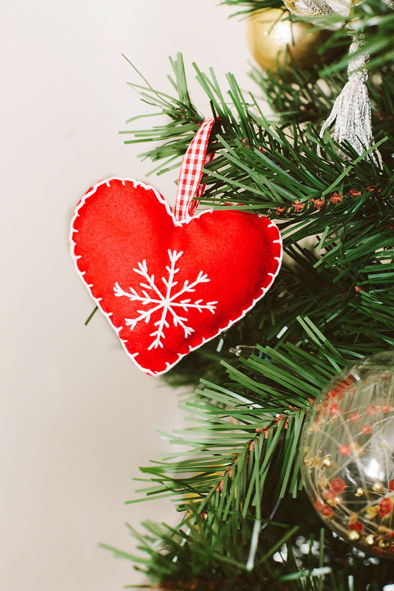 DIY Nordic-Inspired Christmas Decorations - Wallflower Kitchen