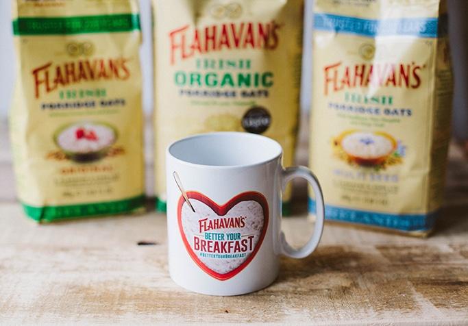 Flahavans Porridge Giveaway 1