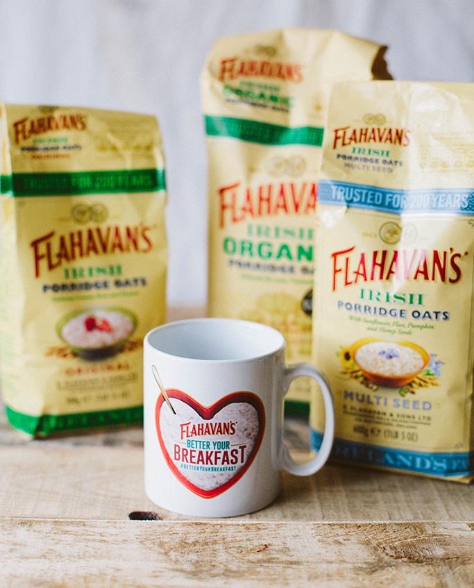 Flahavans Porridge Giveaway 2