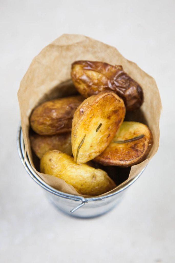 Tuscan Potatoes
