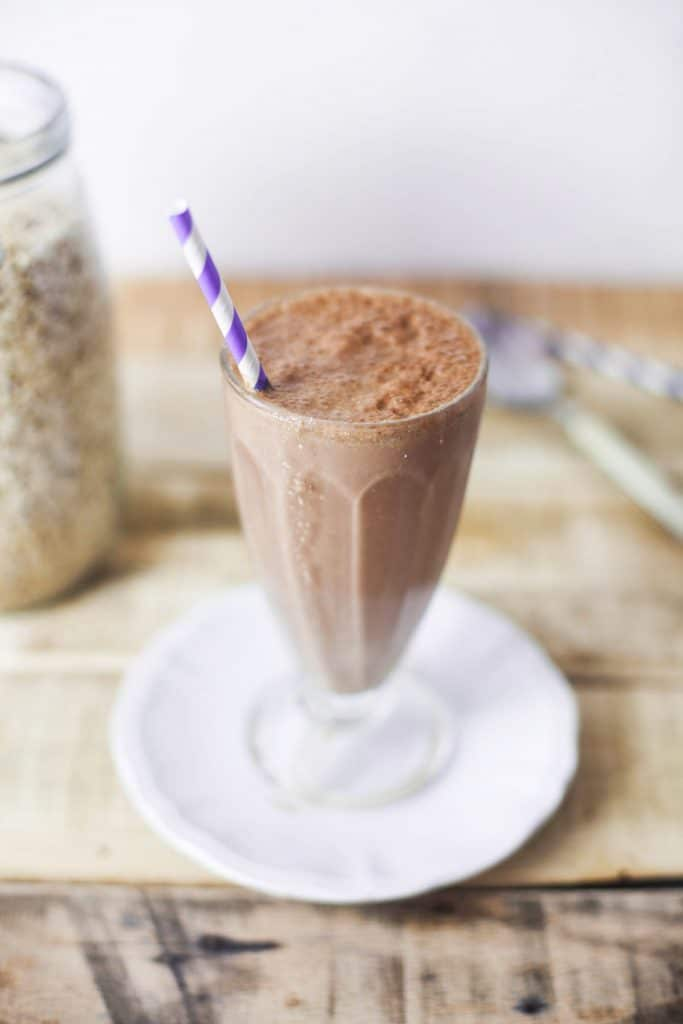 Chocolate Oat Shake