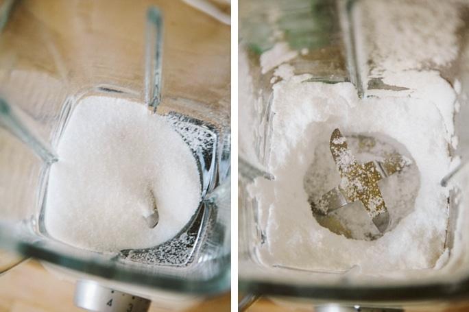 powdered xylitol - sugar free icing sugar