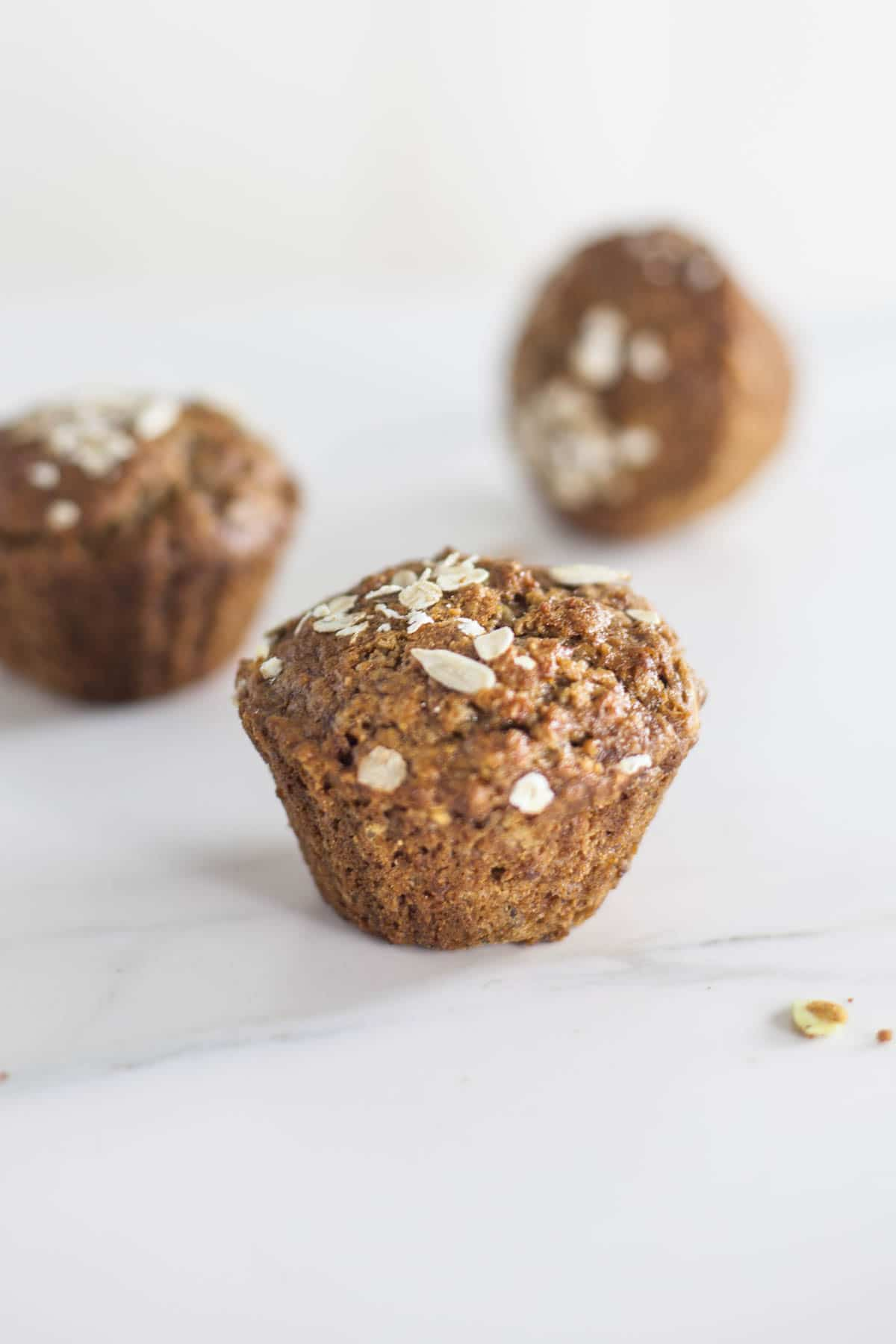 Multi-Seed Breakfast Porridge Muffins
