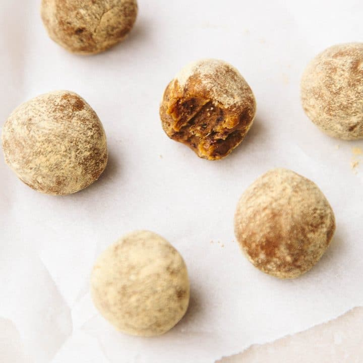 2-Ingredient Peanut Caramels