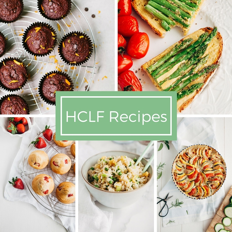 HCLF Vegan Recipes