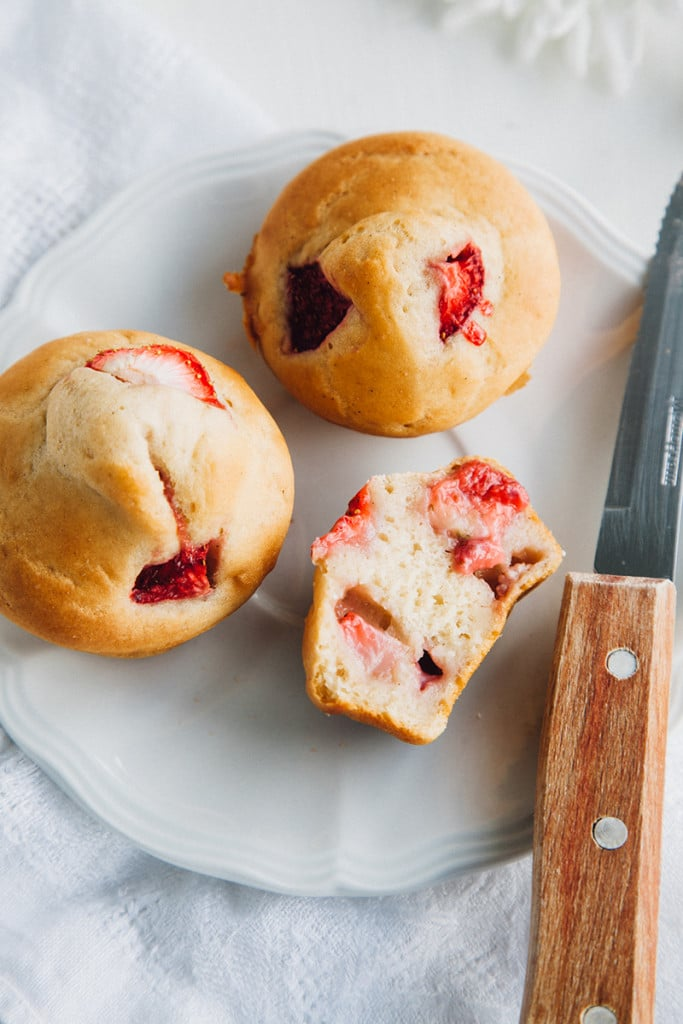 recipe for vegan muffins