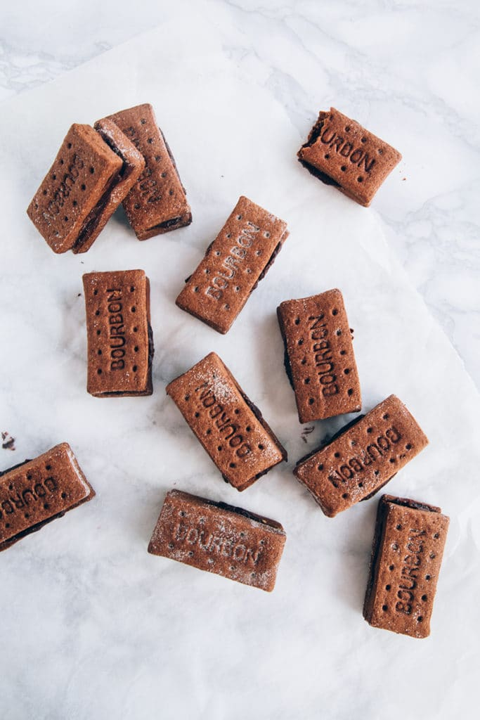 Vegan Bourbon Biscuit Recipe