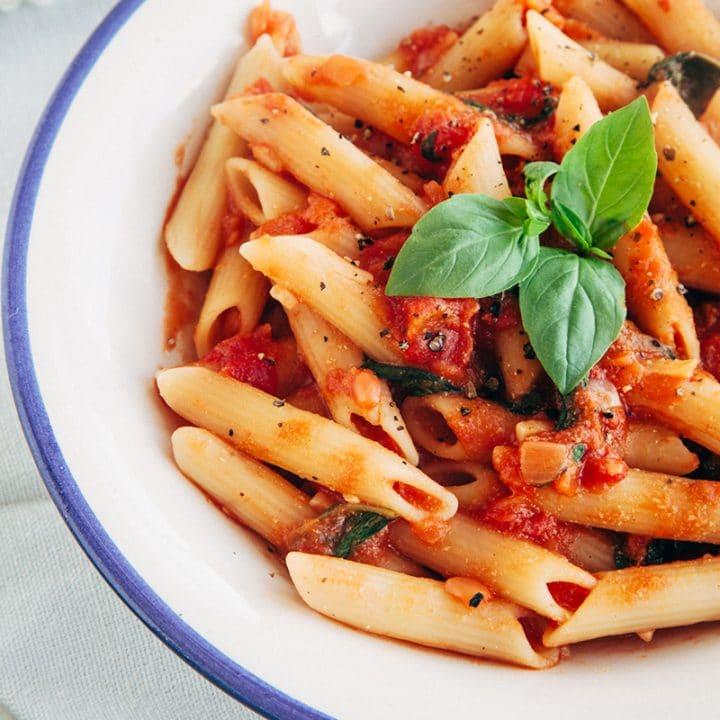 Tomato & Basil Penne