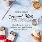 'Coconut Milk Ice Cream' 2 Year Anniversary Giveaway!