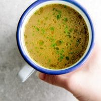 Gut-Healing Vegetable Broth