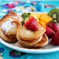 Canarian Pancakes (Vegan)
