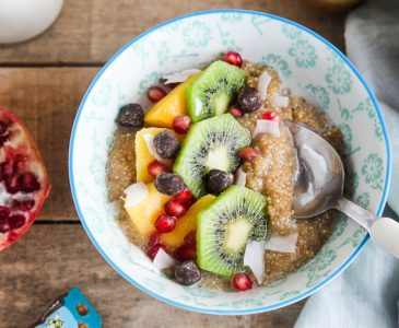 Tropical Quinoa Porridge