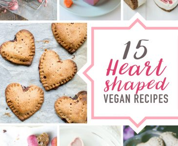 15 Vegan Heart-Shaped Treats For Valentines