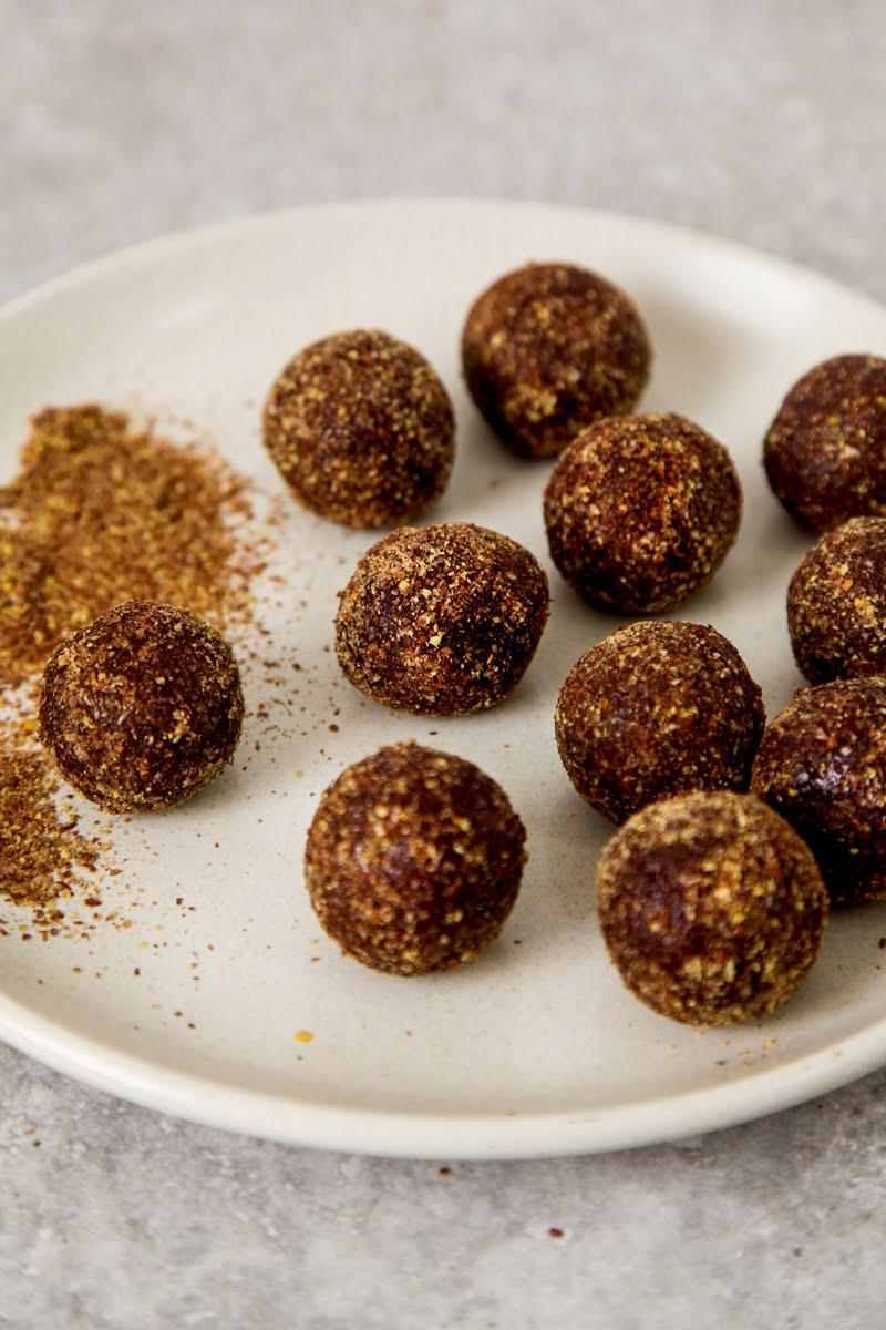 Chocolate Omega Bliss Balls