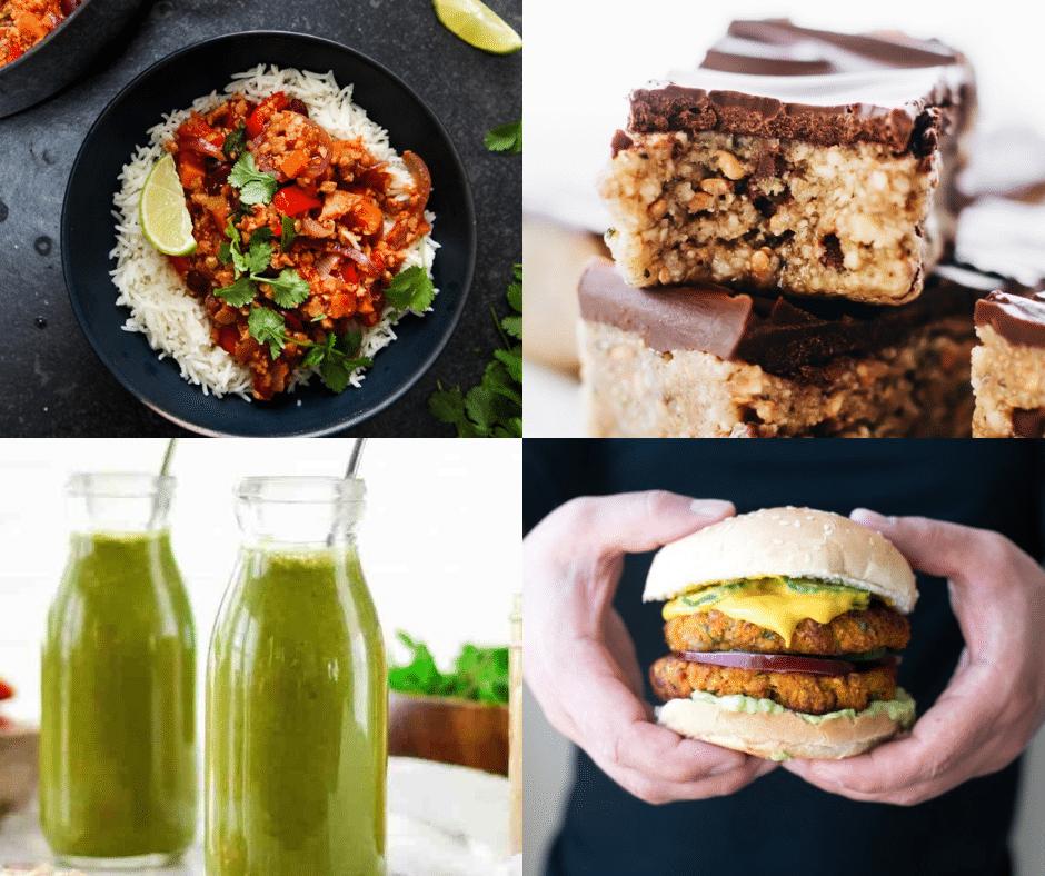 30 High-protein Vegan Meals