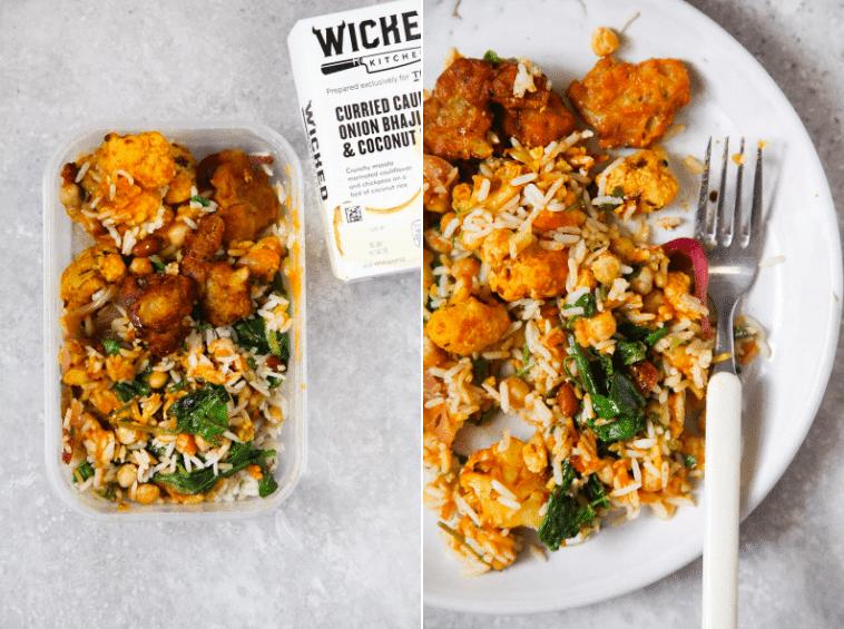 Tesco's New 'Wicked Kitchen' Vegan Range Review