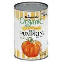 Tinned pumpkin