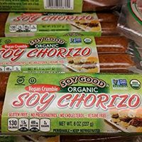 Soy Good Soy Chorizo 8 Oz (6 Pack)