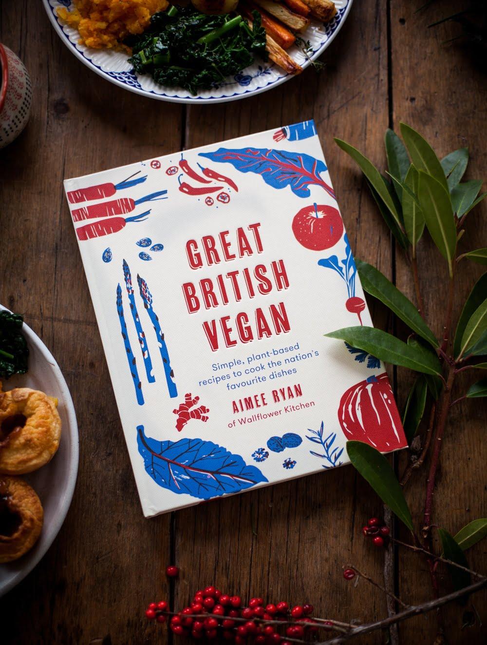 'Great British Vegan' is here!